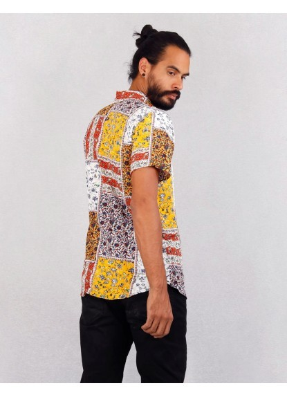 Camisa Masculina So High espalda 2