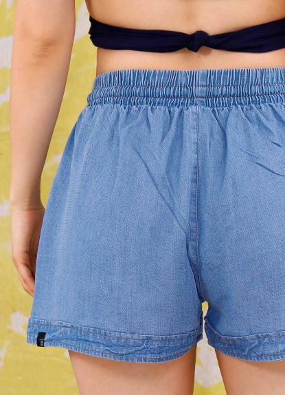 Short de mujer Denim The Tripping.