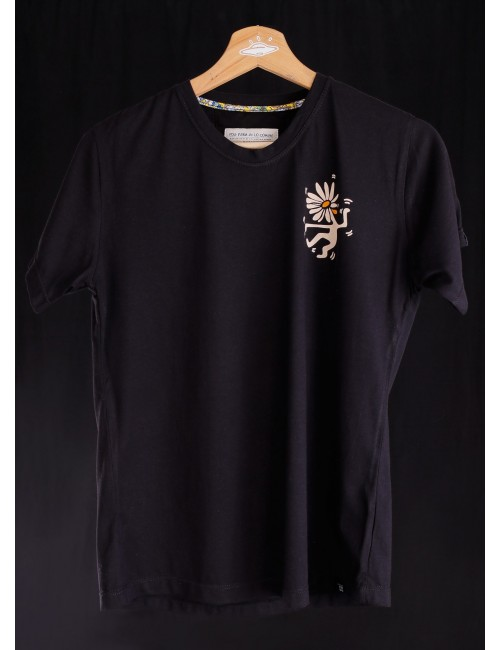 Camiseta de mujer Peace Flower.