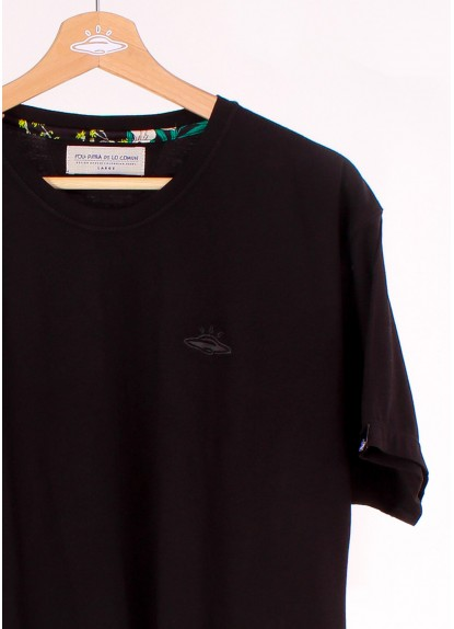 Camiseta básica de hombre Negra.