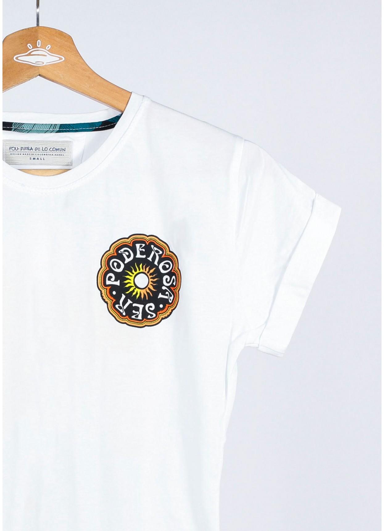 Camiseta Ser Poderosa para mujer