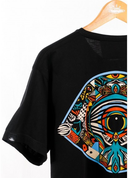 Camiseta Ojo de Dios para hombre