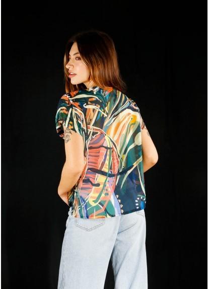 Camisa Ayahuasca para mujer